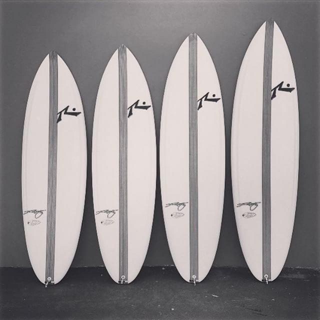 The Zeppelin Rusty Surfboards Vertigo Surf