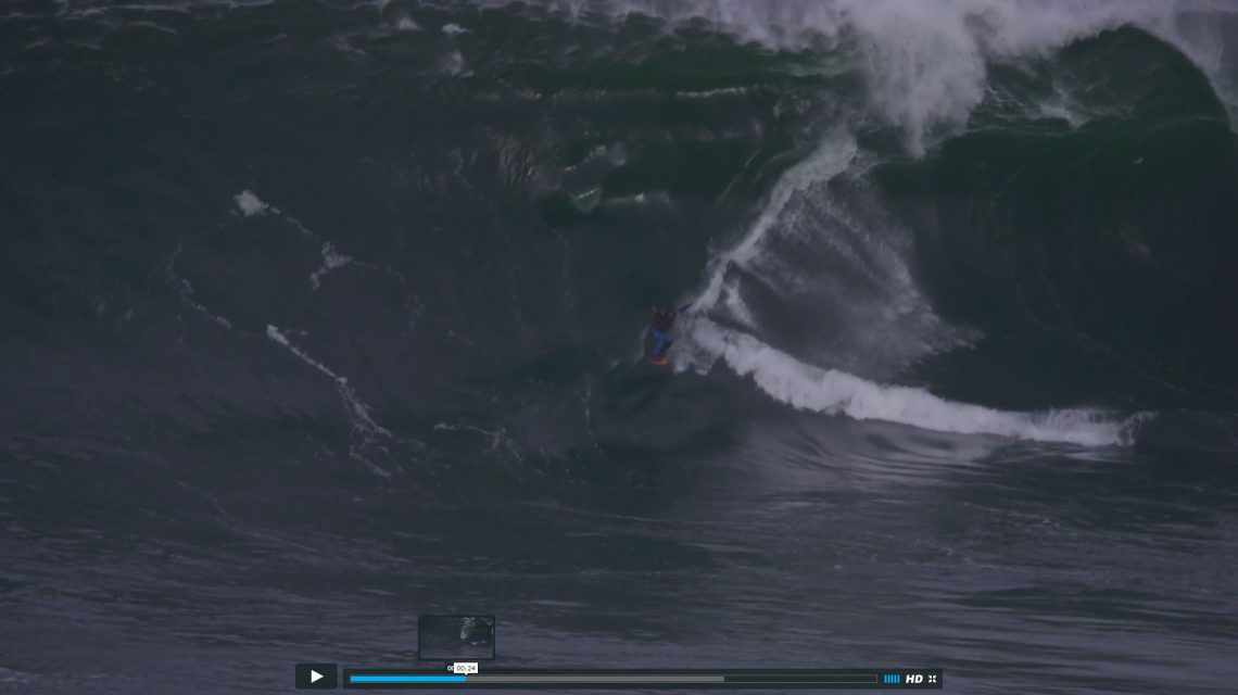 Shipstern surfing 2016