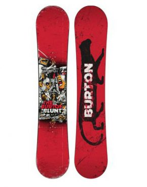 BURTON 2014 THE BLUNT 155