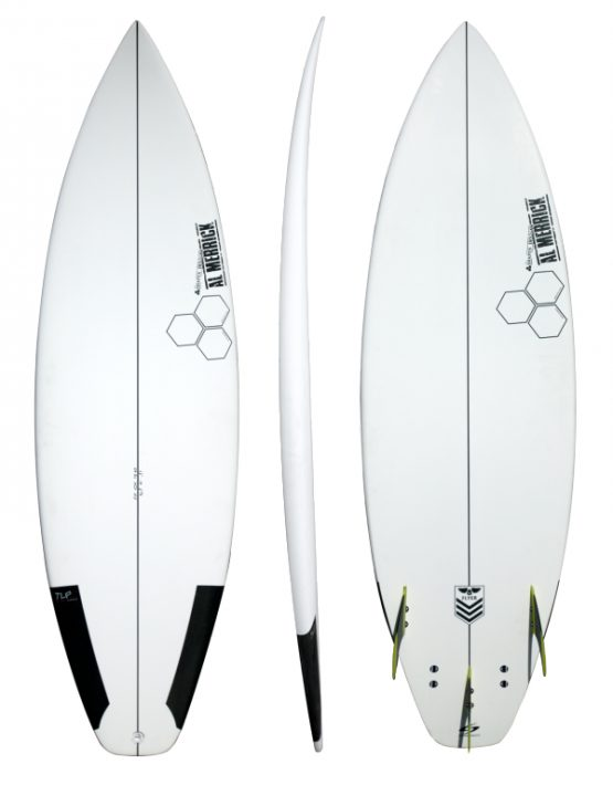 "CHANNEL ISLANDS NEW FLYER 6'0"" TLPC SURFTECH"