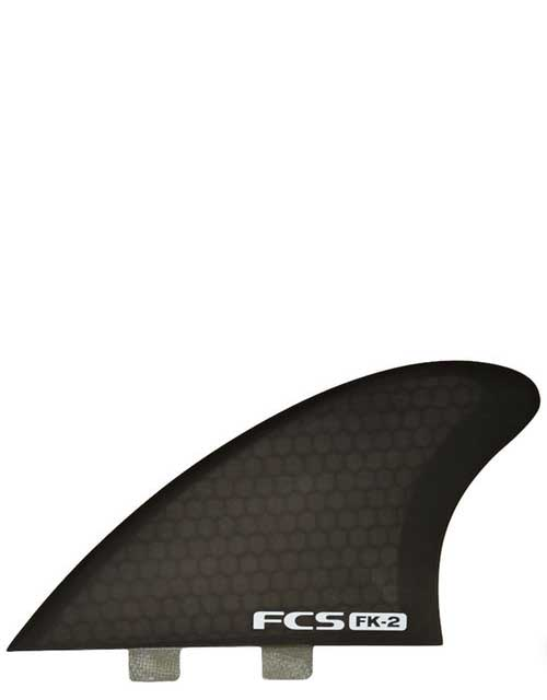 Twin Keel Retro Black and White FCS 2 Compatible Slab