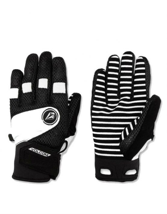 Volcom gloves white