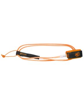 Vertigo Surf Creatures Of Leisure Pro 6 Leash Orange Clear 6ft