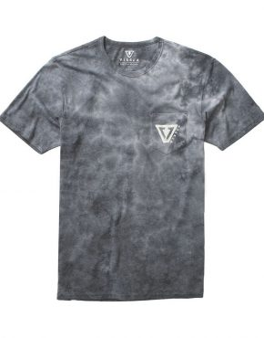Vertigo Surf Vissla ESTABLISHED TIE DYE TEE - BLH