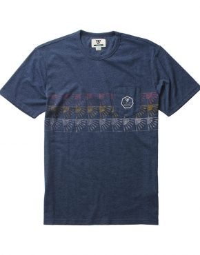 Vertigo Surf Vissla DAY RAYS POCKET TEE - DNH