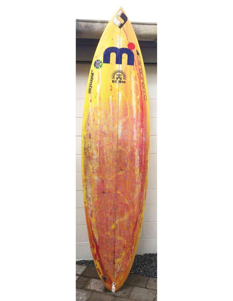 Robin Johnston Handshaped Sup 8 10 Quot Vertigo Surf