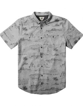 Vertigo Surf GLOBAL STOKE SHIRT-GRH
