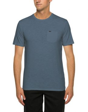 Vertigo Surf O'Neill LM JACKS BASE T-SHIRT BLUE