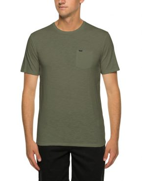 Vertigo Surf O'Neill LM JACKS BASE T-SHIRT GREEN