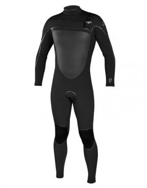 Vertigo Surf O'NEILL PSYCHOFREAK FUZE 4/3MM WETSUIT - BLACK