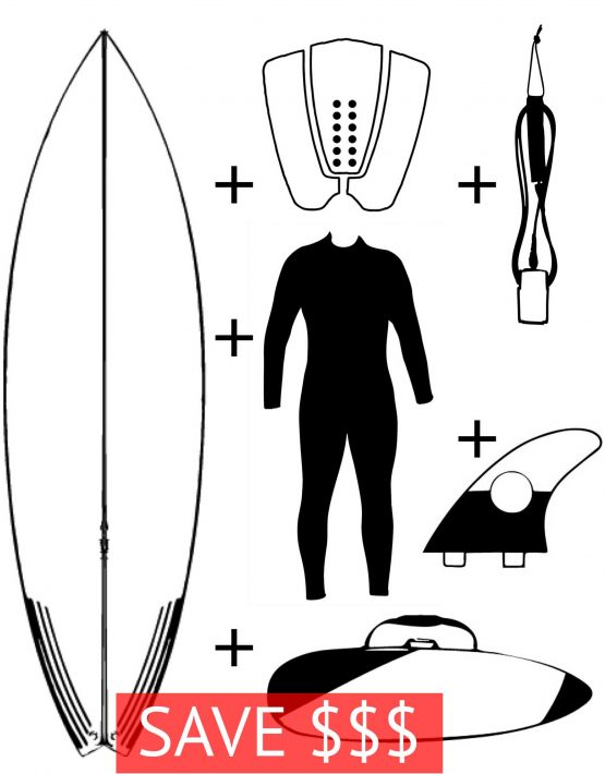 custom surfboard deals