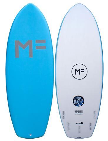 Mick Fanning Little Marley Softboard blue
