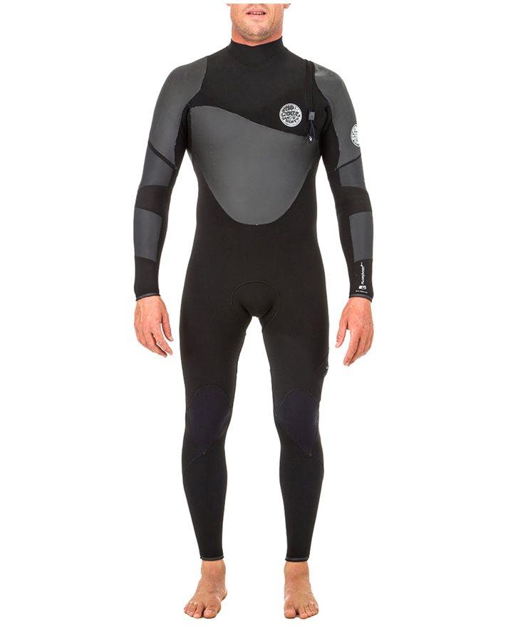 Rip Curl Flashbomb Heat Seeker 43mm Zip Free Wetsuit