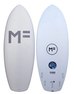 Mick Fanning Little Marley white