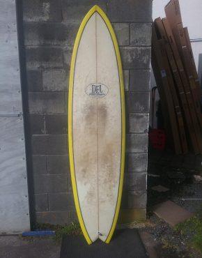 Del surfboards 7 3