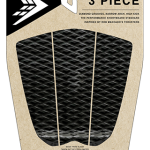 FIREWIRE 3 PEICE ARCH TRACTION PAD - BLACK/CHARCOAL