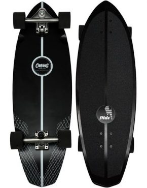 Slide Surf Diamond Carving Cruiser 32""