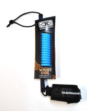 Ocean & Earth Wrist Coil Bodyboard cord